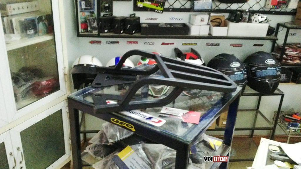 Baga xe MSX 125 - VN RIDE   đồ phượt, đồ bảo hộ, đồ chơi